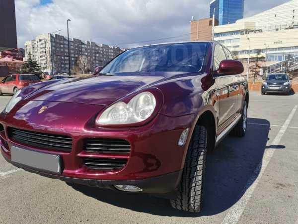 Porsche Cayenne, 2003 год, 660 000 руб.