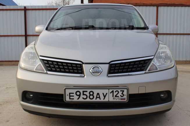Nissan Tiida, 2005 год, 328 000 руб.
