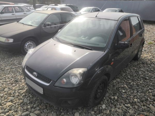 Ford Fiesta, 2007 год, 225 000 руб.
