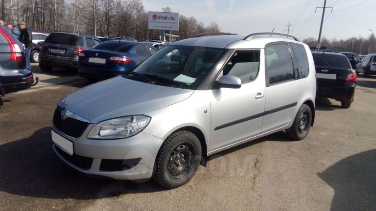 Skoda Roomster, 2013 год, 420 000 руб.