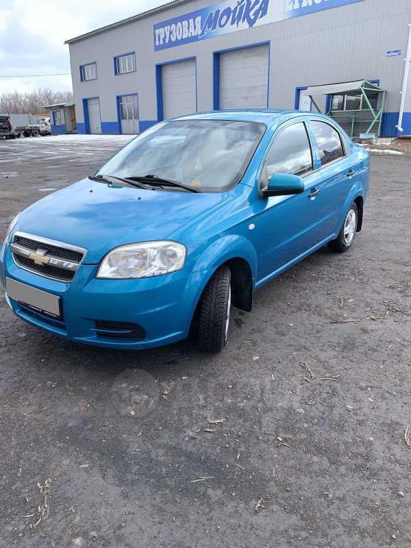 Chevrolet Aveo, 2008 год, 195 000 руб.