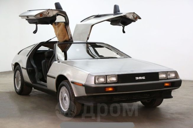 DeLorean DMC-12, 1981 год, 1 719 000 руб.