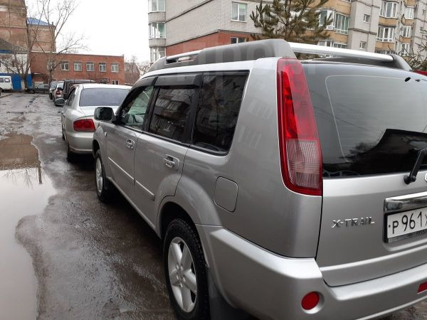 Nissan X-Trail, 2005 год, 535 000 руб.