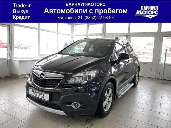 Opel Mokka, 2014 год, 844 000 руб.