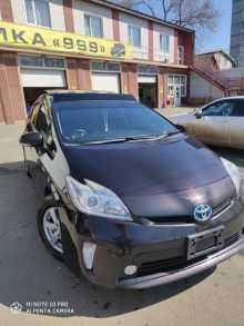 Владивосток Toyota Prius 2013