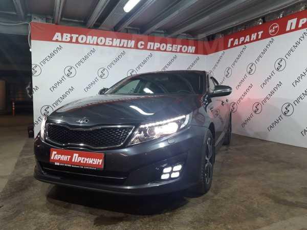 Kia Optima, 2014 год, 898 000 руб.
