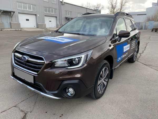 Subaru Outback, 2019 год, 2 780 000 руб.