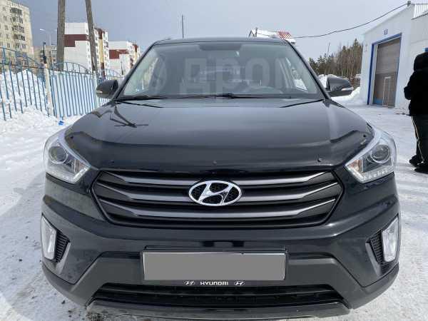 Hyundai Creta, 2016 год, 999 999 руб.