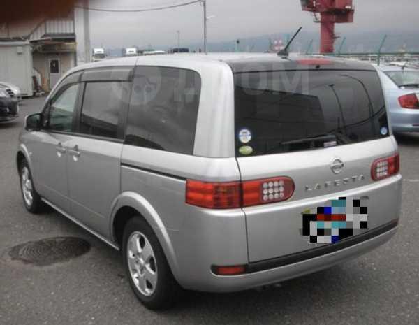 Nissan Lafesta, 2005 год, 510 000 руб.