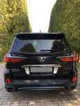 Lexus LX570, 2016 год, 4 500 000 руб.