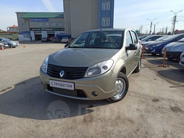 Renault Sandero, 2011 год, 257 000 руб.