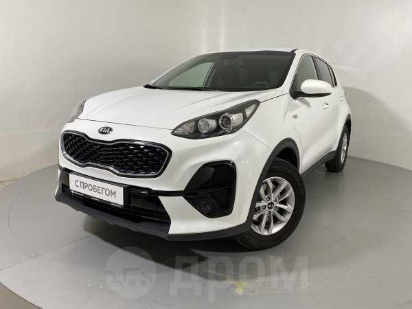 Kia Sportage, 2019 год, 1 095 000 руб.