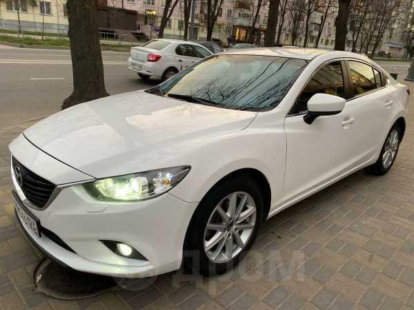 Mazda Mazda6, 2018 год, 1 000 000 руб.