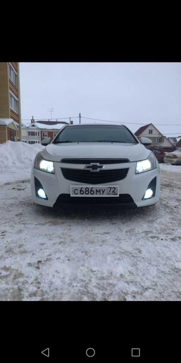 Chevrolet Cruze, 2013 год, 360 000 руб.