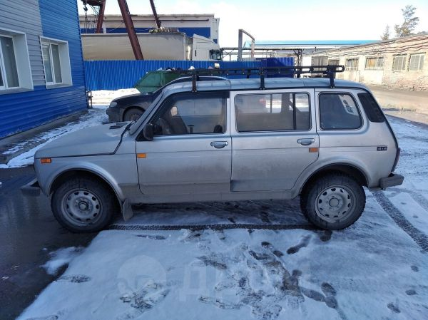 Лада 4x4 2131 Нива, 2011 год, 200 000 руб.