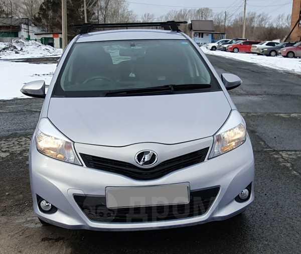 Toyota Vitz, 2014 год, 530 000 руб.