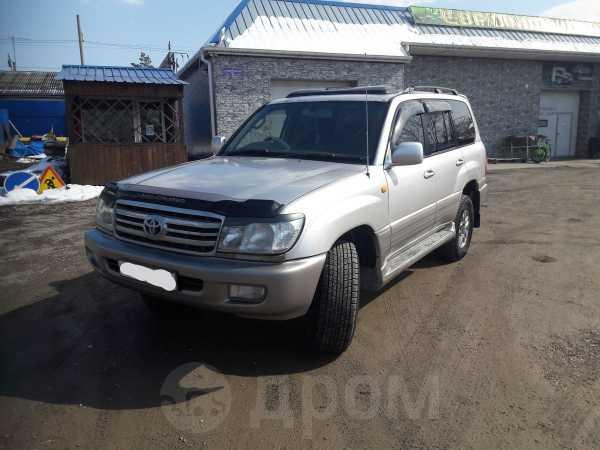 Toyota Land Cruiser, 2001 год, 815 000 руб.