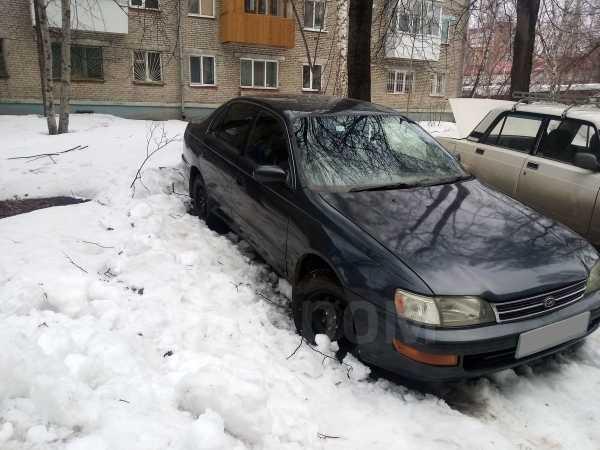 Toyota Corona, 1993 год, 168 000 руб.