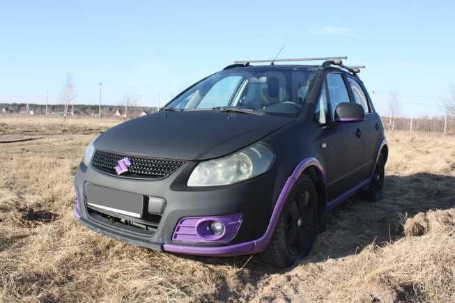 Suzuki SX4, 2011 год, 447 000 руб.