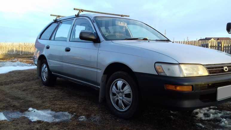 Toyota Corolla, 1999 год, 185 000 руб.