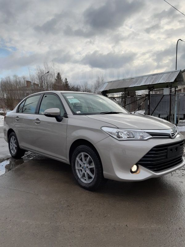 Toyota Corolla Axio, 2016 год, 820 000 руб.