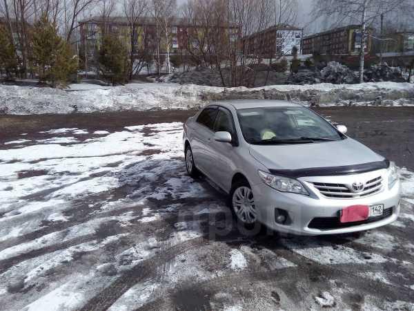 Toyota Corolla, 2011 год, 655 000 руб.
