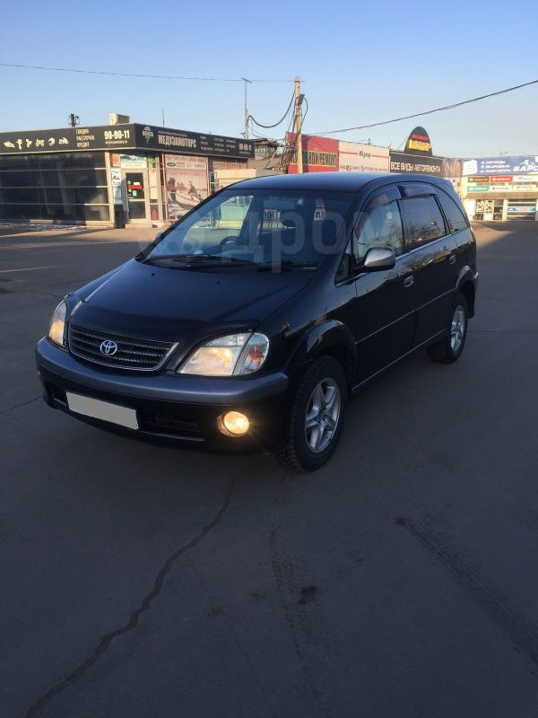 Toyota Nadia, 2000 год, 345 000 руб.