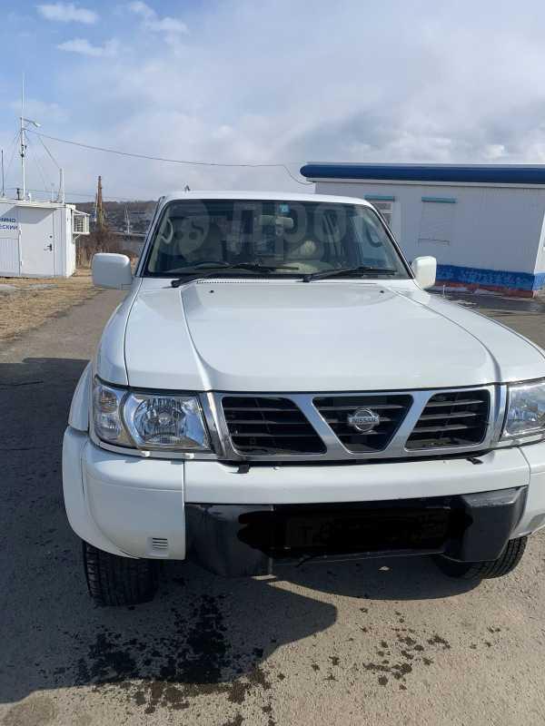 Nissan Safari, 1998 год, 730 000 руб.