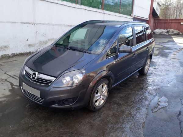 Opel Zafira, 2011 год, 450 000 руб.