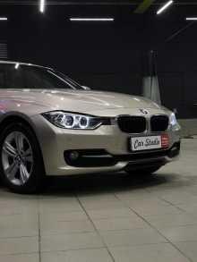 Челябинск BMW 3-Series 2015