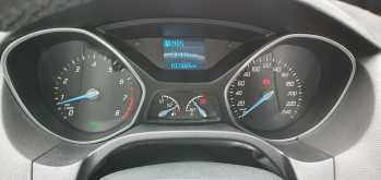 Орел Ford Focus 2014