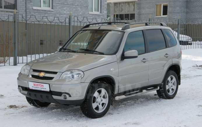 Chevrolet Niva, 2012 год, 347 800 руб.