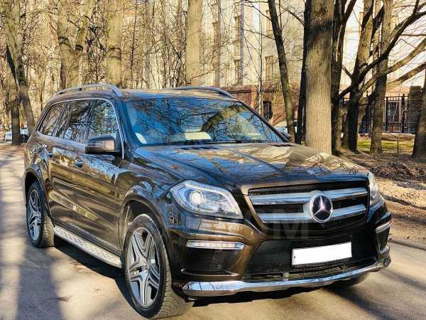 Mercedes-Benz GL-Class, 2013 год, 2 370 000 руб.