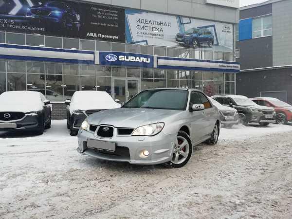 Subaru Impreza, 2007 год, 399 900 руб.