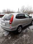 Nissan Tino, 2001 год, 256 000 руб.