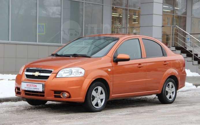Chevrolet Aveo, 2007 год, 339 890 руб.