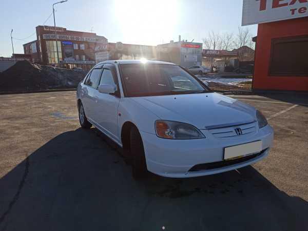 Honda Civic Ferio, 2003 год, 240 000 руб.