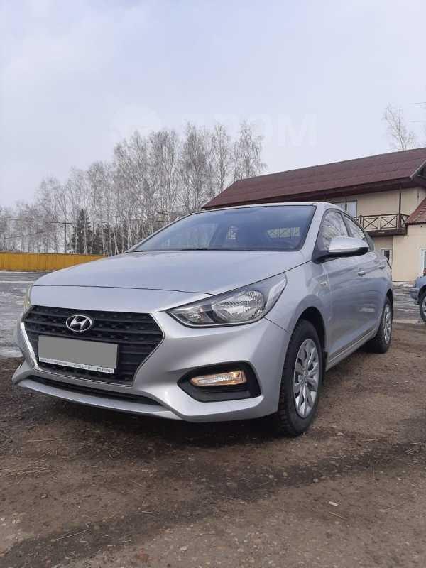 Hyundai Solaris, 2018 год, 789 000 руб.