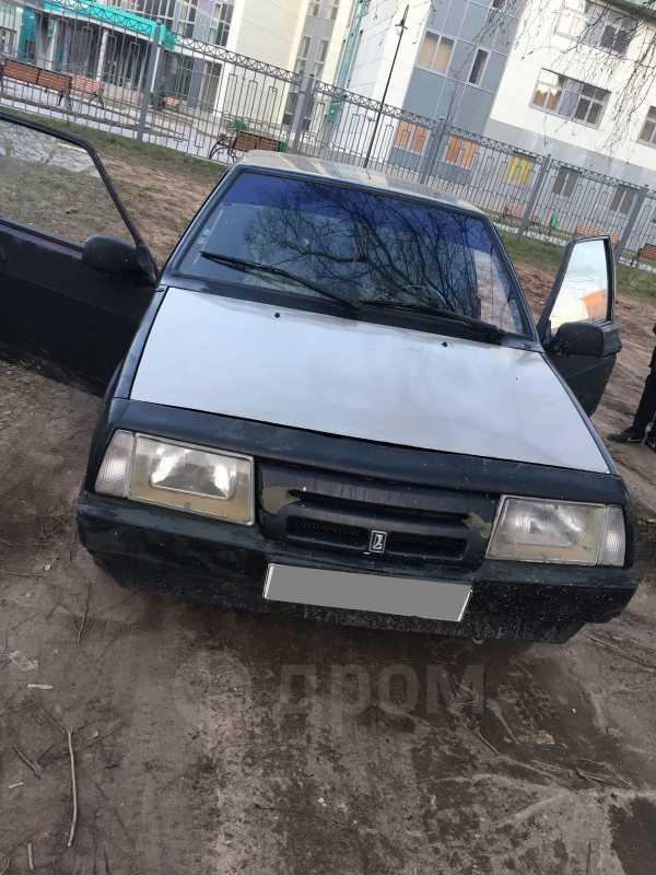 Лада 2109, 1993 год, 11 000 руб.