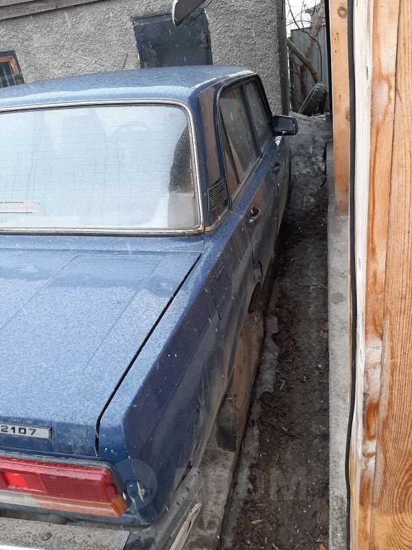 Лада 2107, 2007 год, 42 000 руб.