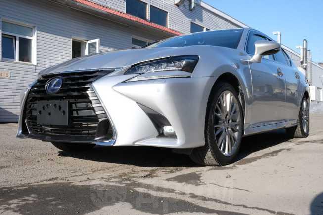 Lexus GS300h, 2015 год, 2 380 000 руб.