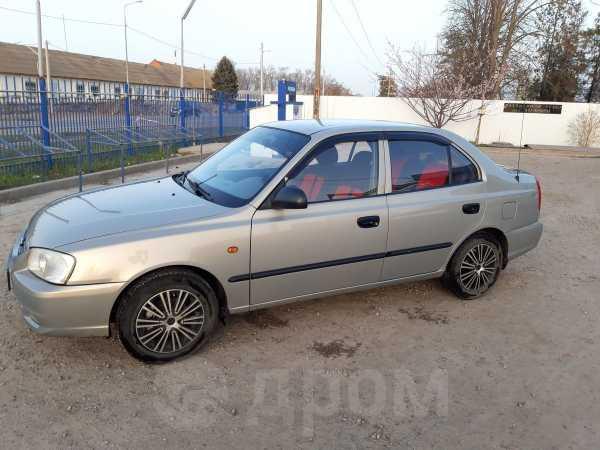 Hyundai Accent, 2010 год, 287 000 руб.