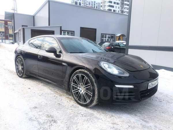 Porsche Panamera, 2016 год, 2 000 000 руб.