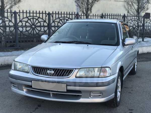 Nissan Sunny, 2002 год, 145 000 руб.