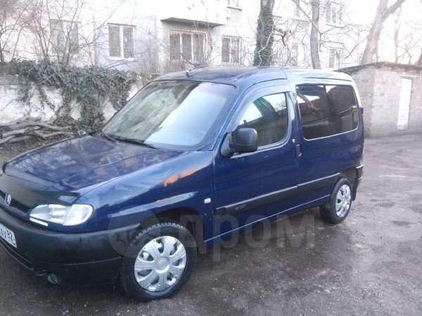 Peugeot Partner, 2001 год, 200 000 руб.