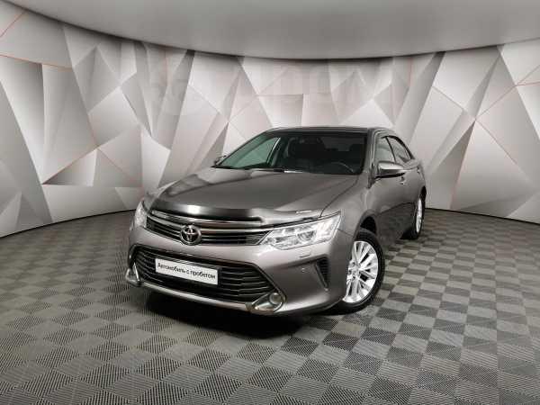 Toyota Camry, 2015 год, 1 226 000 руб.