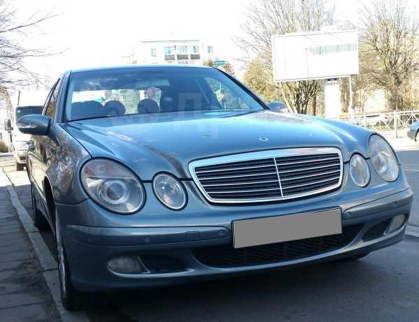 Mercedes-Benz E-Class, 2004 год, 350 000 руб.
