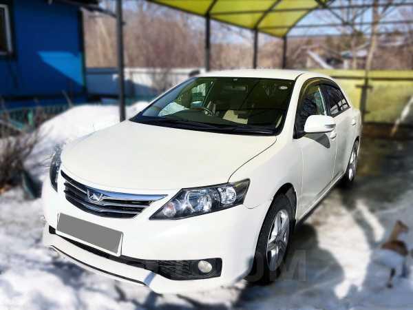 Toyota Allion, 2010 год, 645 000 руб.