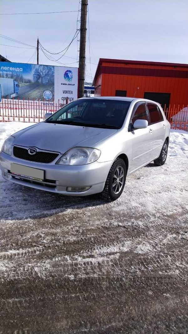 Toyota Corolla Runx, 2001 год, 340 000 руб.