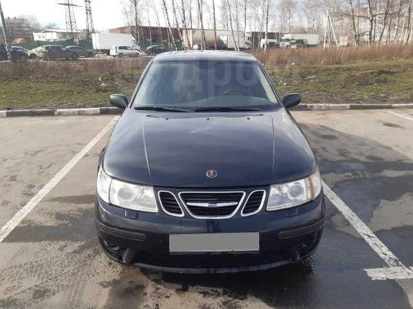 Saab 9-5, 2002 год, 330 000 руб.